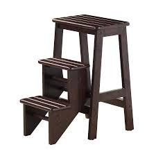 wooden step stool for bed ktactical decoration