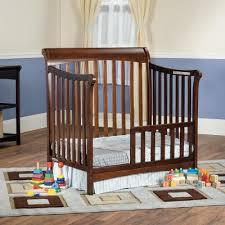 Bed Rail Toddler Ashton Child Craft Select Cherry Toddler Guard Rail For Mini Crib
