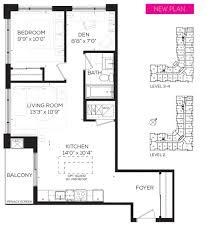 Grandeur 8 Floor Plan Jazz Condos Branthaven Homes
