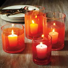 painted glass votive candleholders martha stewart
