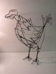 253 best chicken wire images on wire sculptures