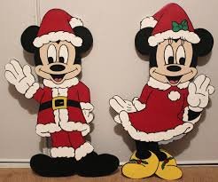 Mickey Mouse Lawn Chair by Christmas 24 Disney Minnie Mouse And Mickey Mouse
