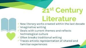 themes in literature in the 21st century what is 21st century literature