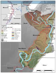 Illinois Flooding Map by Wild Illinois Sierraclubillinois