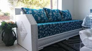tissu pour canapé marocain excellent meuble pour aménager le salon marocain décor salon
