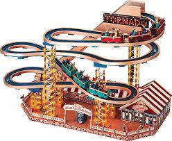 mr christmas 508 79811 mr christmas world s fair roller coaster 100