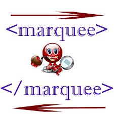 membuat teks berjalan menggunakan html membuat animasi teks gambar bergerak menggunakan tag html marquee