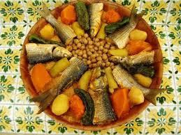 cuisine tunisienne poisson cuisine tunisienne cosksi bil hout couscous au poisson el hamma