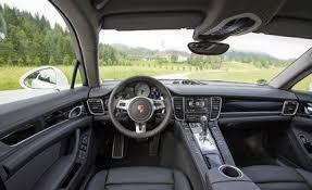 2014 porsche panamera s e hybrid 2014 porsche panamera s e hybrid drive review car and driver
