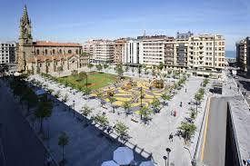 landabe underground parking garage at catalonia square underground parking garage at catalonia square