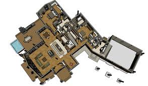 Tamarack Floor Plans by Sugarloaf Estate Home U2013 Tamarack Resort U2013 Virtual Design Concepts