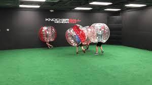 knockerballmichigan com inflatables bubble soccer and