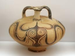 Minoan Octopus Vase 1500 Bc Ferrebeekeeper