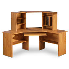 Cherry Wood Computer Desk With Hutch Outstanding Brown Cherry Wood Desk Then Glass Door Cabinet Desk