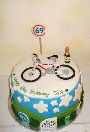 Bicycle Themed Home Decor The Icing On The Cake A Cake For A Cycling Enthusiast Nolan U0027s
