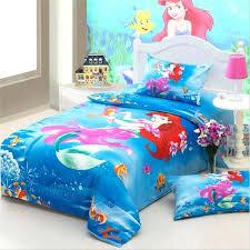 little mermaid bedroom little mermaid bed pink princess the little mermaid bedding sets
