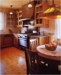 Western Style Kitchen Cabinets Arts And Crafts Kitchen Design Ideas Kitchen Pinterest
