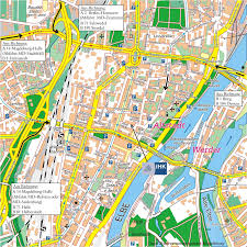 Germany City Map by Magdeburg City Map Magdeburg Germany U2022 Mappery