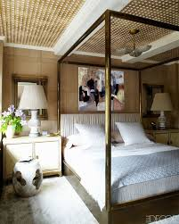 Gold Canopy Bed Gold Canopy Bed The Interior Collective