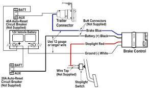 brake control wiring diagram interesting pinterest trailers