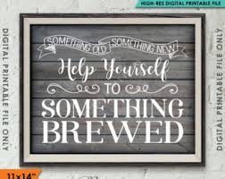 something something new something borrowed something brewed something brewed etsy