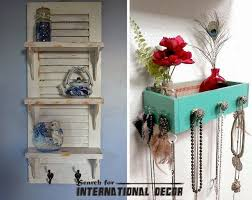 home decor from recycled materials creative recycled furniture image of pvc recycled outdoor