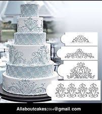 icing stencils cake decorating ebay