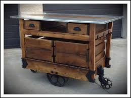 diy kitchen island cart diy kitchen island cart practical and beautiful kitchen island
