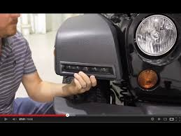 Led Lights For Jeeps Jeep Wrangler Led Lights Installation Youtube