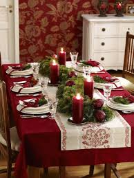 25 ideas to decorate dining table for christmas instaloverz