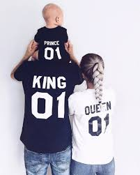 king prince princess 01 matching