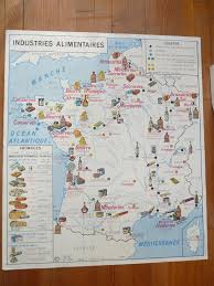 World Map Posters by Vintage French Posters Botany Animals Anatomy Old World Maps From