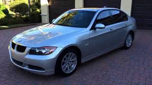 2007 bmw 328i silver sold 2007 bmw 328i sedan for sale by autohaus of naples