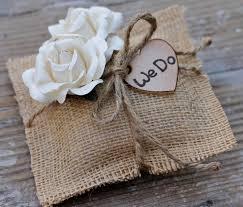 wedding ring pillow wedding ring pillow rustic wedding rustic ring wedding pillow