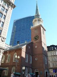 Freedom Trail Map Boston by Plan Your Visit Boston National Historical Park U S National
