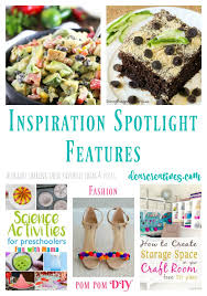 linkup party inspiration spotlight party crafts diy recipes and
