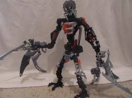 bionicle revamp chirox by hungryguineapig on deviantart