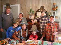 tis the season for awkward family thanksgiving photos abc news