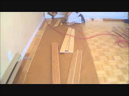Hardwood Laminate Flooring Installing Hardwood Floors Over Existing Hardwood Floors Diy