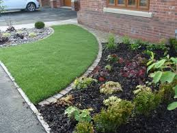 Decorating A New Build Home Garden Design And Build Front Garden On A New Build Estate Angie