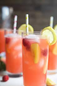 Cool Easy Dinner Ideas Homemade Raspberry Peach Lemonade Recipe Easy Healthy Recipes