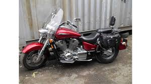 honda vtx1800c youtube