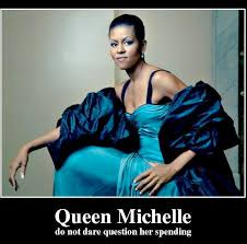 Queen Meme Generator - michelle obama s trip to ireland wasteful spending again