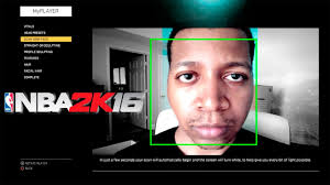 nba 2k16 my face scan u0026 all the hairstyles in the game youtube
