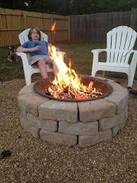 Diy Propane Firepit 35 Diy Pit Tutorials Stay Warm And Cozy Architecture Design