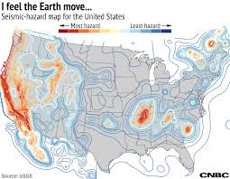 Usgs Real Time Earthquake Map Big Earthquakes More Likely At Least Statistically