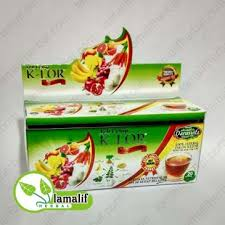 Teh Kelor teh daun kelor darusyifa obat herbal