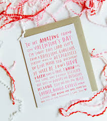valentines day cards for friends 20 and etsy s day cards for your best friend