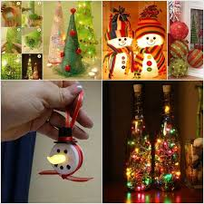 Christmas Decorations To Make Yourself - top 5 ways to make your christmas decoration popular