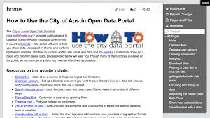 City Of Austin Map by Projects Open Austin